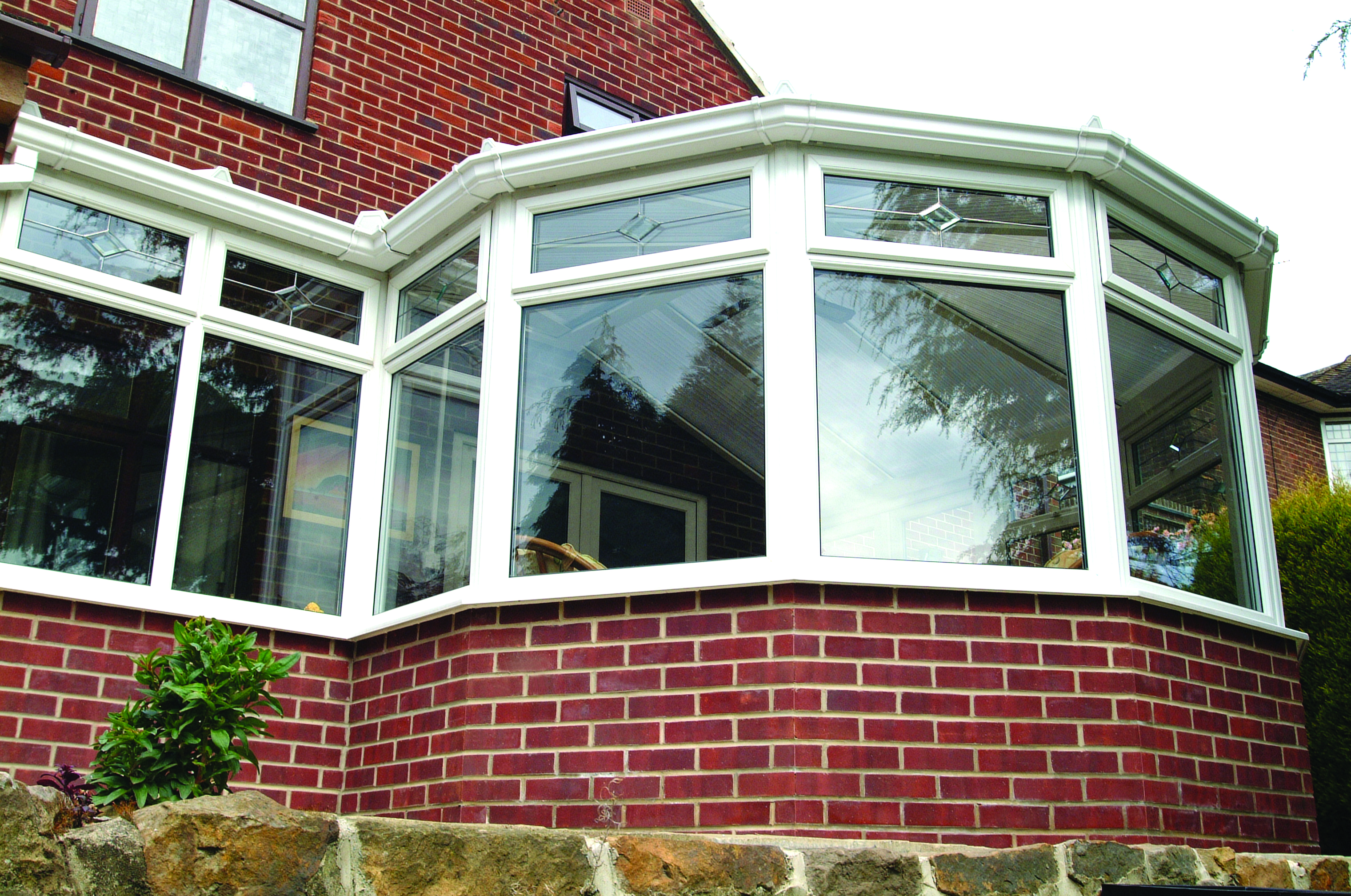 P Shaped Conservatories Coventry