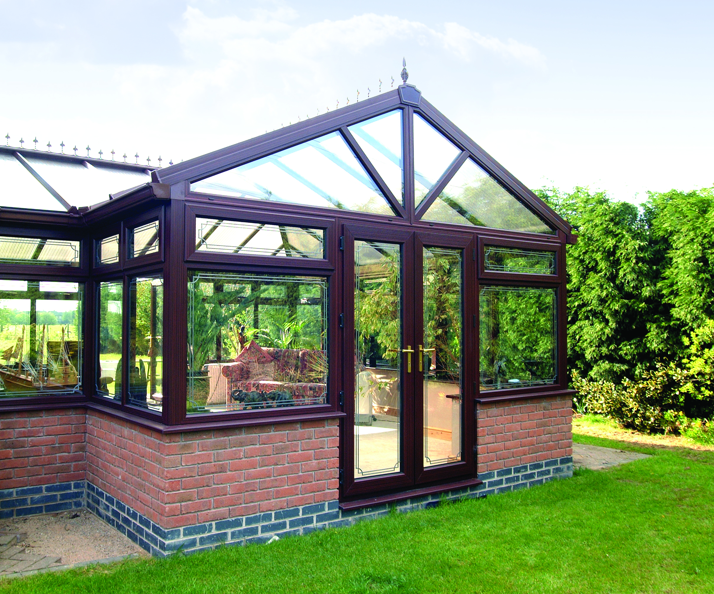 conservatory roofing options coventry