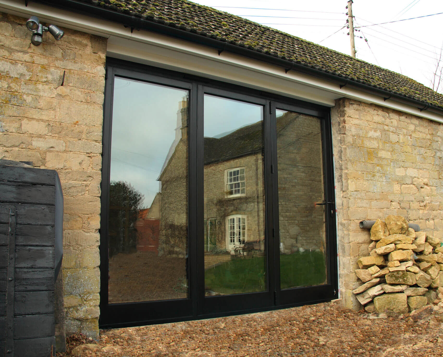 Aluminium Bi-Fold Doors Coventry