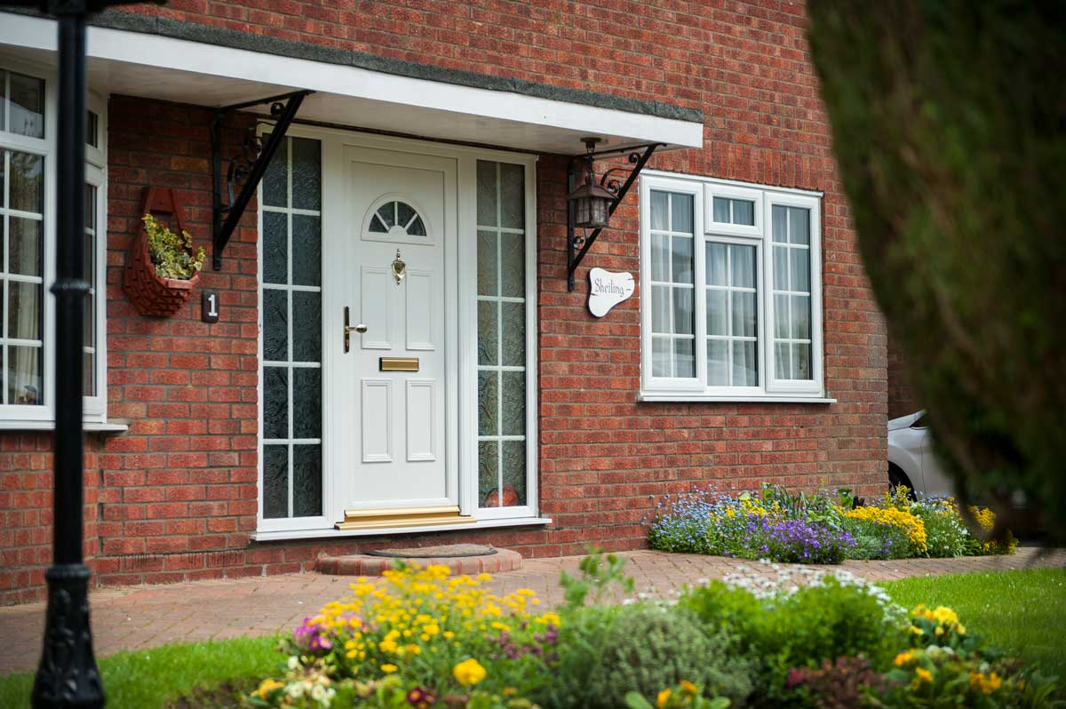 Upvc door designer upvc door for Front door quote online