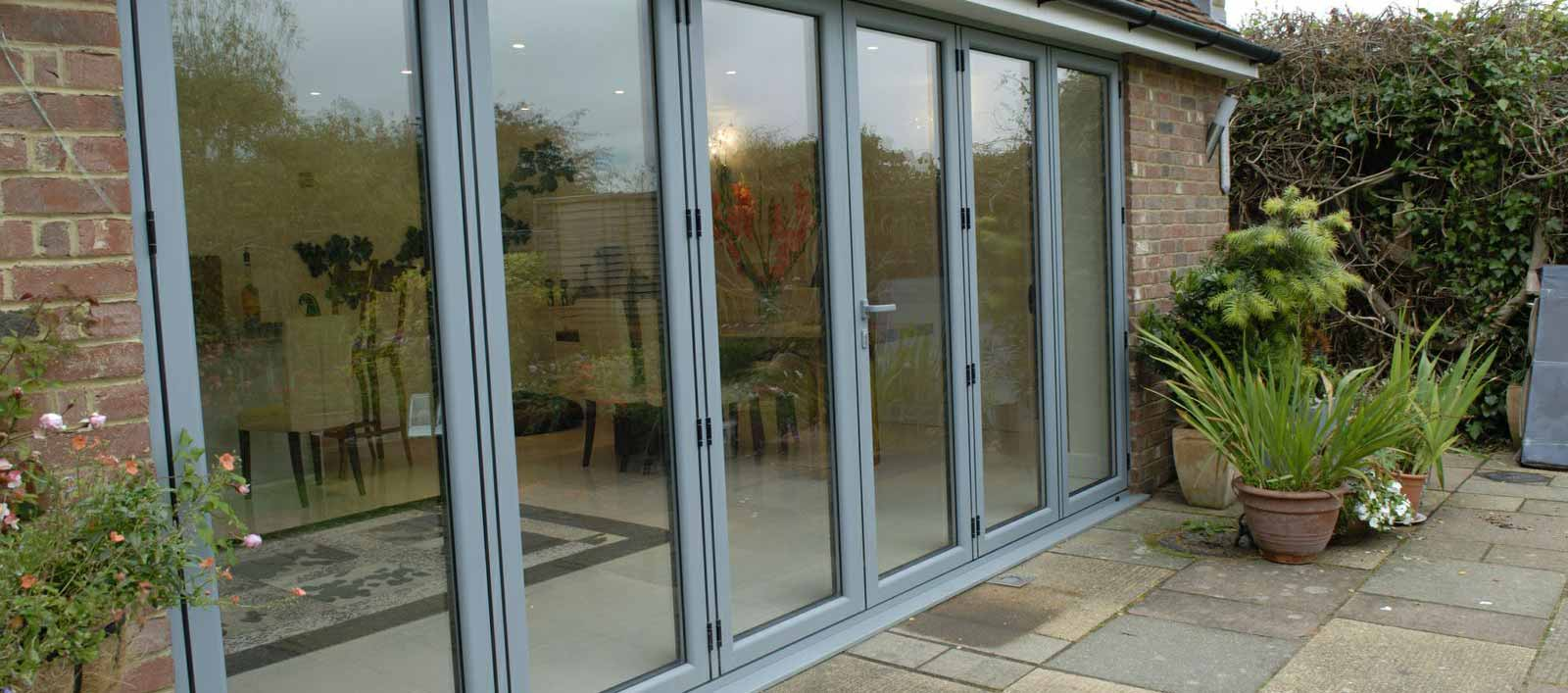 Aluminium BiFold Doors Coventry | Bifolding Doors | Contact for quote