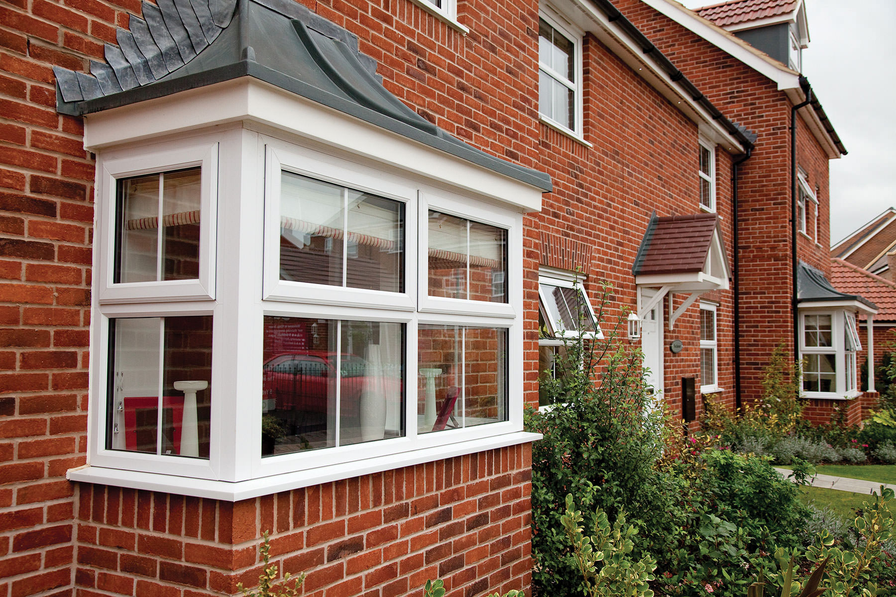 Upvc bow and bay windows coventry armour windows for House windows company