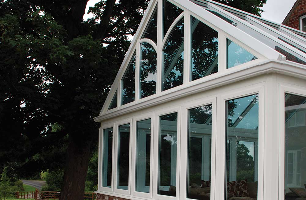 gable end conservatories coventry