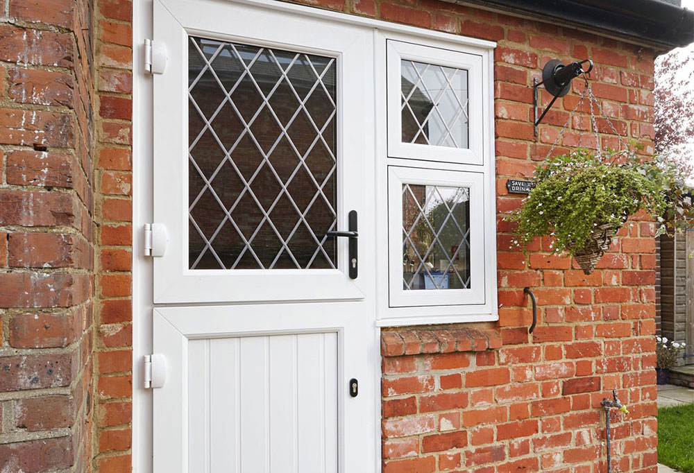 uPVC Stable Doors & uPVC Stable Doors Coventry | External Stable Doors | Online Quote