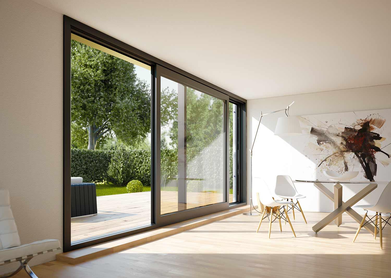 aluminium bi fold doors coventry