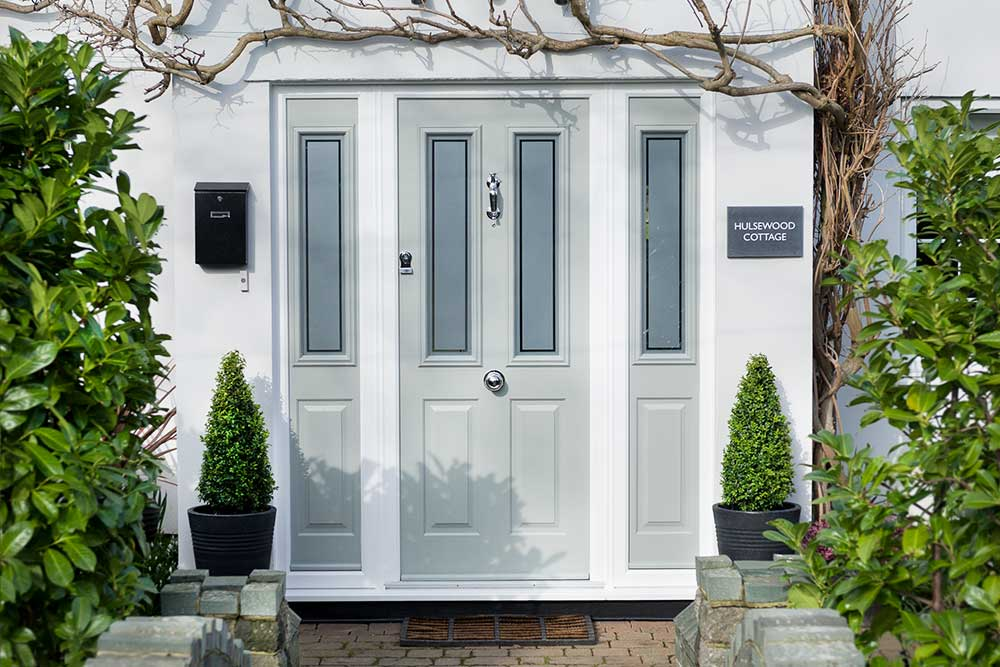 Composite front doors coventry composite front doors prices for Houses with double front doors