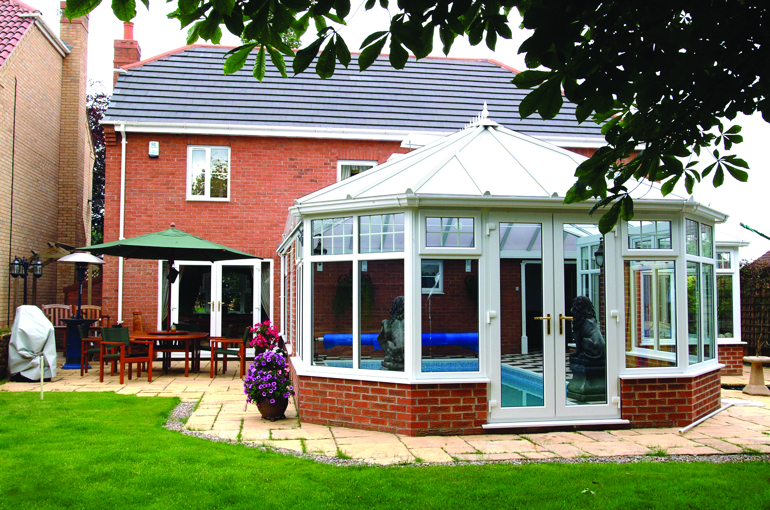 global conservatory roofs coventry