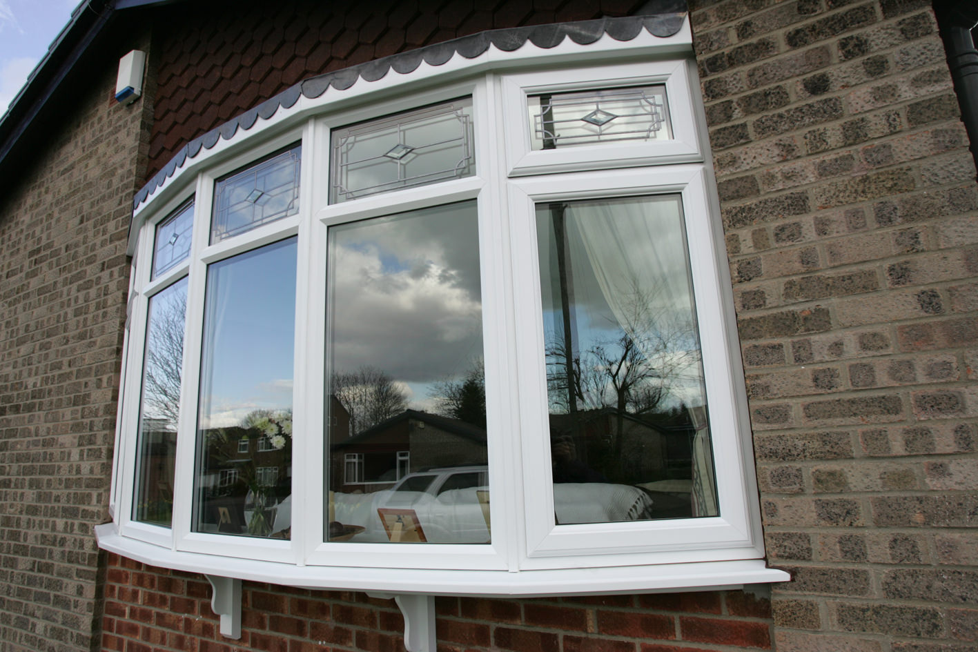 Upvc Bow And Bay Windows Coventry Double Glazing Prices