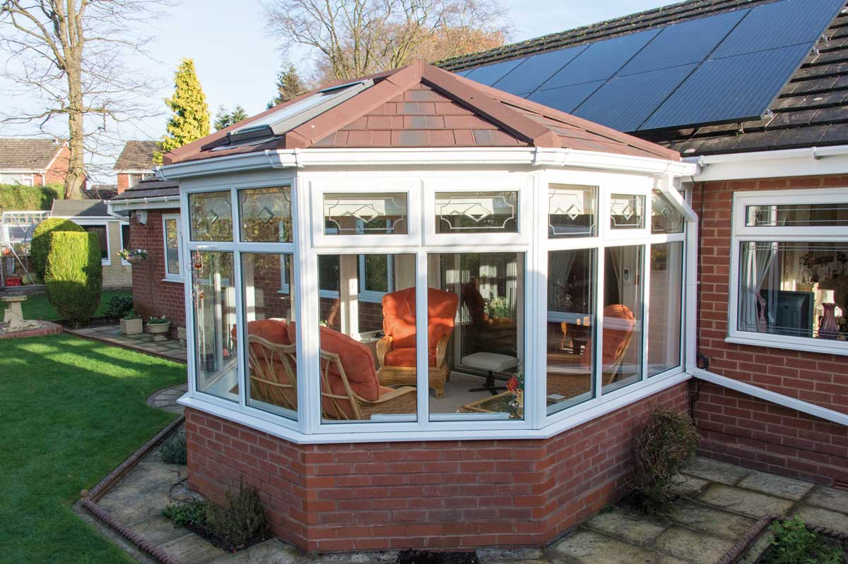 Replacement Conservatory Roof Repairs Coventry