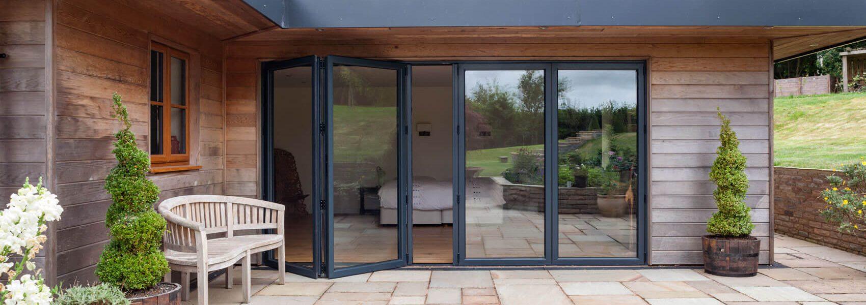 Aluminium Bifold Doors Edgwick